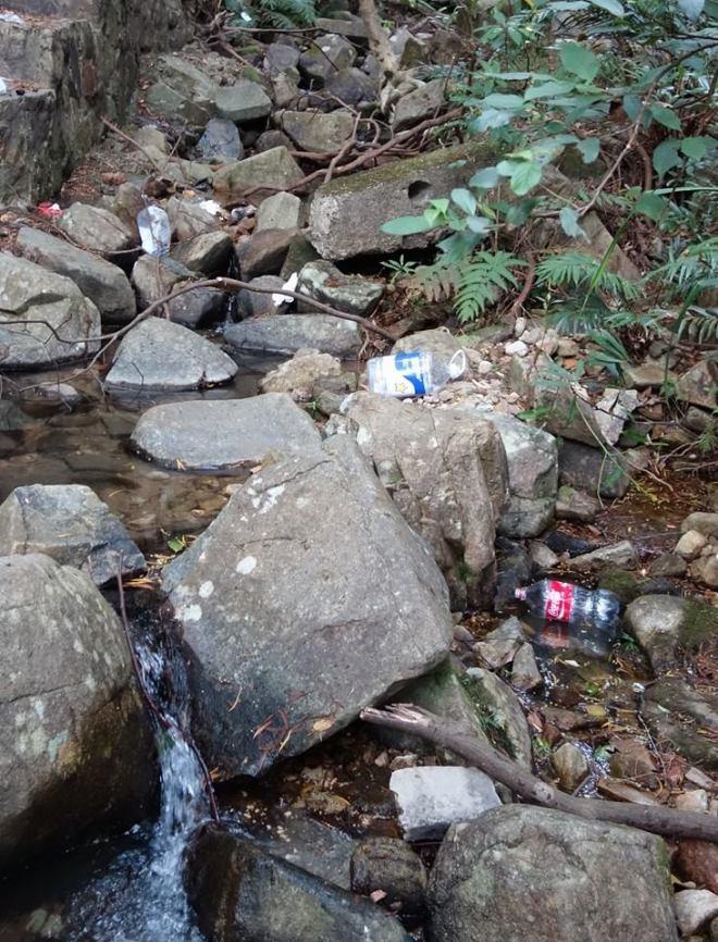 201508 大嶼山垃圾3