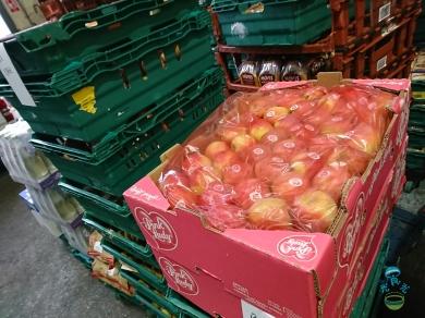 有時覺得這些生果很多包裝