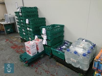 大量樽裝水