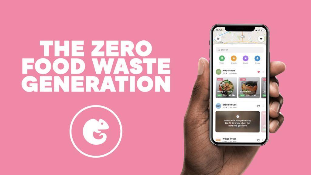 KARMA apps the Zero Waste generation